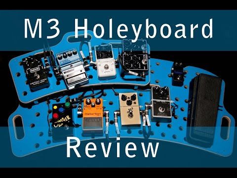 M3 Holeyboard review