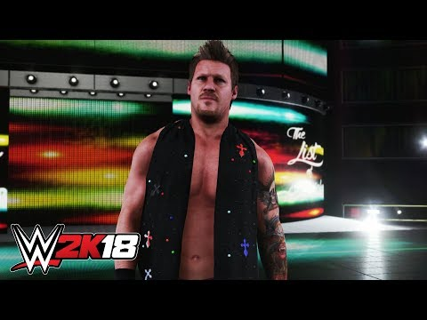 WWE 2K18 WORLD EXCLUSIVE - CHRIS JERICHO ENTRANCE! (WWE 2K18 OFFICIAL PS4 PRO)