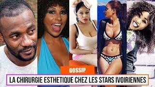 6 Stars ivoirienne qui ont eu recours à la chirurgie esthétiques