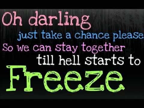 Plug In Stereo  Oh Darling (lyrics on screen)