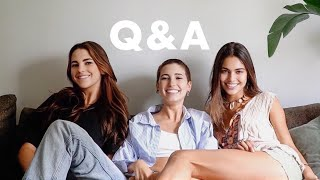 nyc job & dating advice | q&a with models