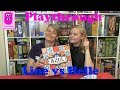 Azul, Playthrough: Line vs Helle (In English, board game)
