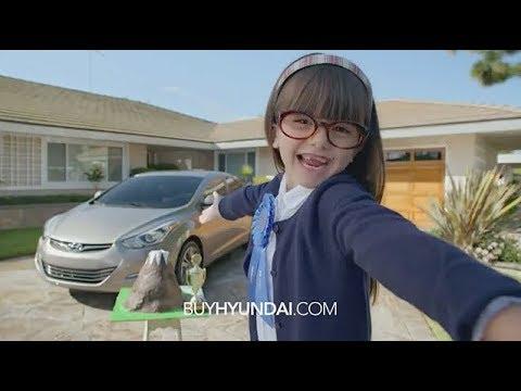Lindsey Lamer: Hyundai Elantra TV Commercial  'Selfie'