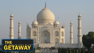 The Getaway Paying A Visit To One Of The Seven Wonders Of The World, The Taj Mahal