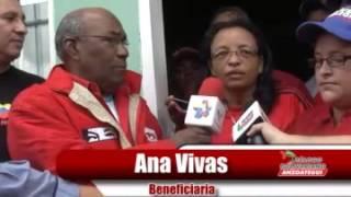 Misión Vivienda dignifico a familias del Municipio Anaco