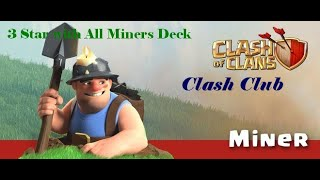 3 star maxed TH12 Base with All Miners - Clash of Clans - Clash Club