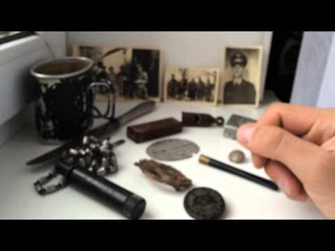 Вещи солдата вермахта WW2