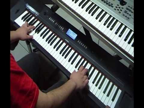 marcha turca swing keyboard yamaha np v80 cover youtube. Black Bedroom Furniture Sets. Home Design Ideas