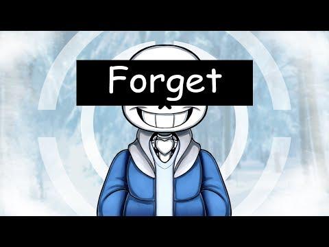 Forget | meme [Sans]