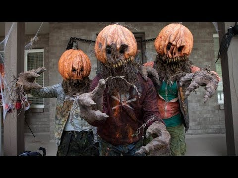 Return of the Pumpkinheads - The Haunting Hour Full Episode #71 - The Haunting Hour