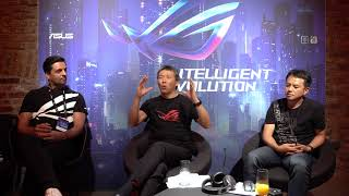 What to expect from ROG? Interview with Asus ROG Vice President Jackie Hsu