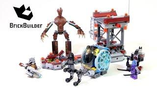 lEGO Knowhere Escape Mission (Стражи Галактики) - Brickworm