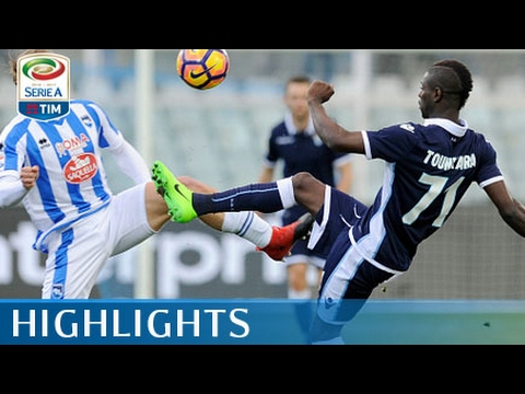 Download Pescara - Lazio - 2-6 - Highlights - Giornata 23 - Serie A TIM 2016/17
