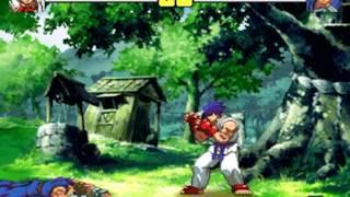 PSX Longplay [109] Kakuge Yarou - Fighting Game Creator