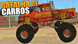 BATALHA DE CARROS - GTA San Andreas