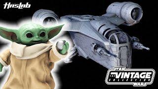 Hasbro Pulse | Fan First Friday: Star Wars Livestream - HasLab Star Wars Razor Crest!