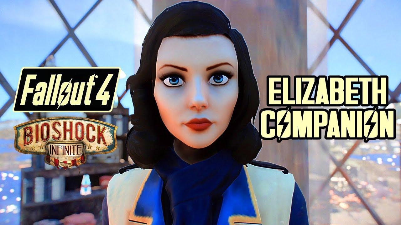 Fallout 4 Elizabeth