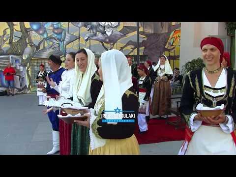 Ρέθυμνο: ΑΝΑΠΑΡΑΣΤΑΣΗ ΚΡΗΤΙΚΟΥ ΓΑΜΟΥ / Rethymno: Custom Revival CRETAN WEDDING (2018)