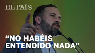 SANTIAGO ABASCAL (VOX):