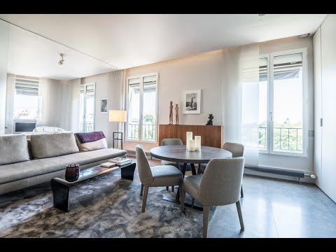 (Ref: 08001) 1-bedroom deluxe apartment for rent on Avenue Matignon (Paris 8th)