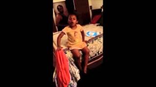 5 YEAR OLD SINGS GOSPEL LIKE MAHALIA JACKSON Thumbnail