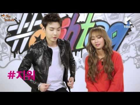 [Thaisub] #hashtag: Hyolyn, Jooyoung - Erase (지워)