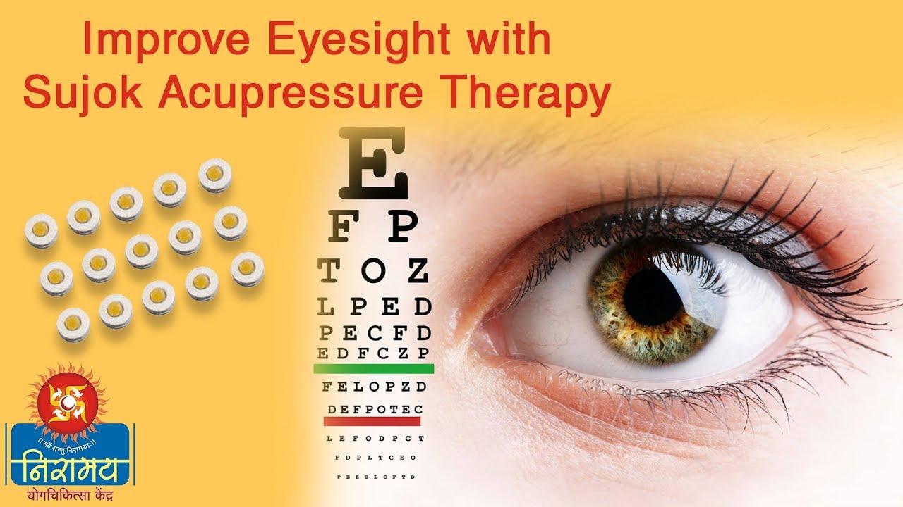 Su Jok Vision Therapy diétás rövidlátás