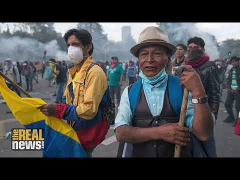 The Indigenous Voices of Ecuador's General Strike