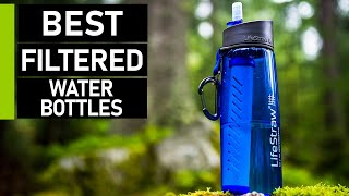 Top 10 Best Filtered Water Bottles for Outdoors