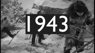 1943 - Northern pursuit