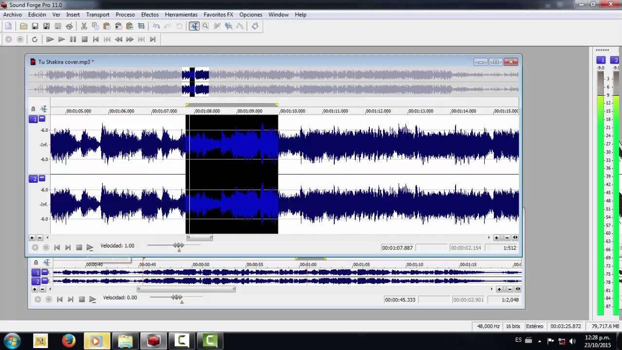 Sony Sound Forge 10 Para La Venta