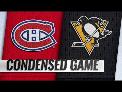 10/06/18 Condensed Game: Canadiens @ Penguins