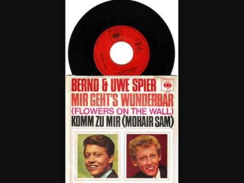 Bernd & Uwe Spier   Mir geht´s wunderbar