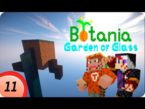 "BOTANIA GARDEN OF GLASS - EPISODIO 11 ""ALMACENAJE"""