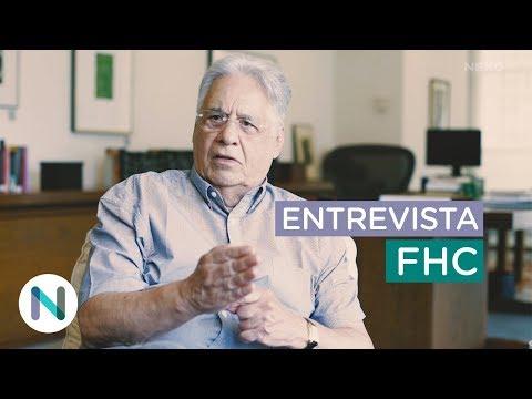 'O pensamento liberal sempre foi frágil no Brasil', diz FHC