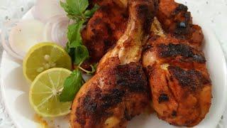 Tandoori chicken without tandoor l Ramadan recipes