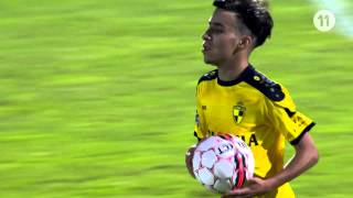 S15-16. Proximus League W2 - Highlights Lierse-Cercle (2-3)