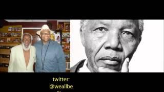 Baba Dick Gregory on Nelson Mandela