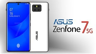 Asus Zenfone 7 5G - 108MP Camera, 4K Display, 10GB RAM, Features, Introduction & Concept!