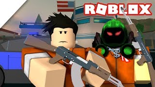 Jailbreak | Roblox Gameplay w/ Ezy | WE'RE GETTING OUT!