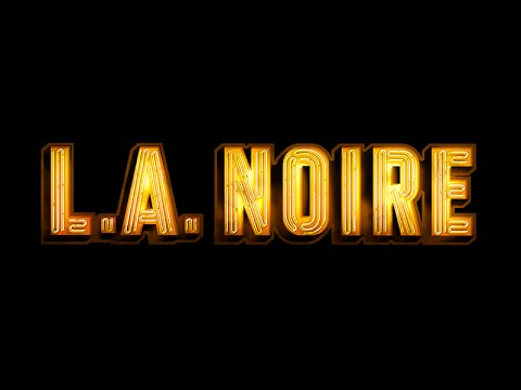 L A  Noire OST #21   Fall from Grace Part 1