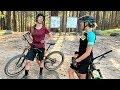 Girls, Bikes, Dogs, and Vanlife! | Mountain Biking Ashland Oregon