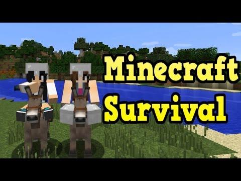 Minecraft Survival - TADINHO DO BURRITO #02