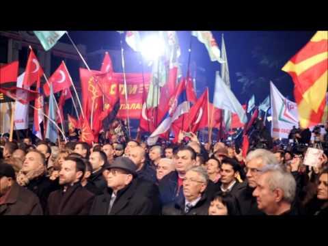 VMRO DPMNE Ohrid Miting 21 11 2016