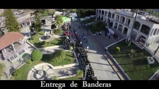 LA PERLA VERACRUZ ENTREGA DE BANDERA  2017