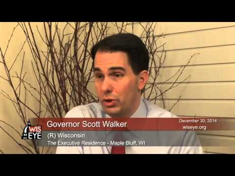 Year-End Interview with Governor Scott Walker from 2014