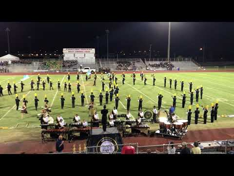 Buchholz Champion Performance Crown Jewel Competition 10-21-17