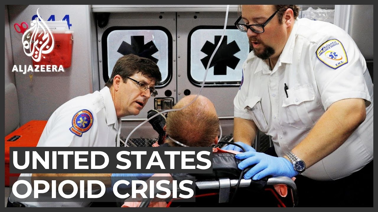 US opioid crisis: An epidemic growing within a pandemic