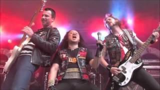 Metalucifer - Heavy Metal Drill (Live at Bulldozing It True)