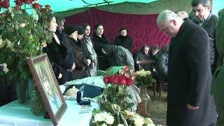 26 января в последний путь провожали ветерана Отечественной войны народа Абхазии, кавалера ордена Ле